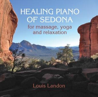 Healing Piano of Sedona cover