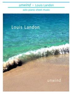 unwind new sheet music cover jpg