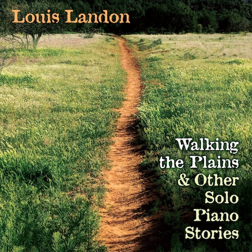 Walking the Plains Louis Landon 500X500