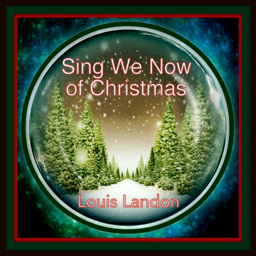 Sing We Now of Christmas cover