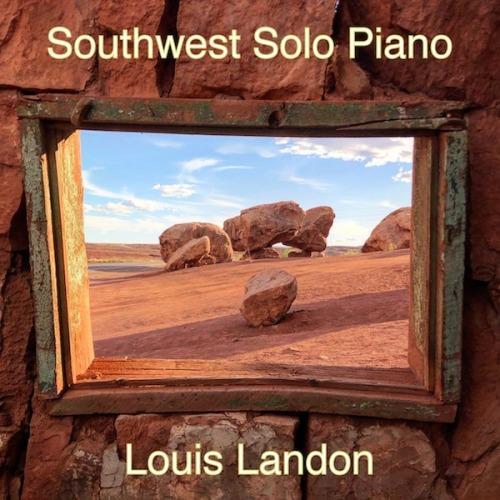 Southwest Solo Piano Cover small 600
