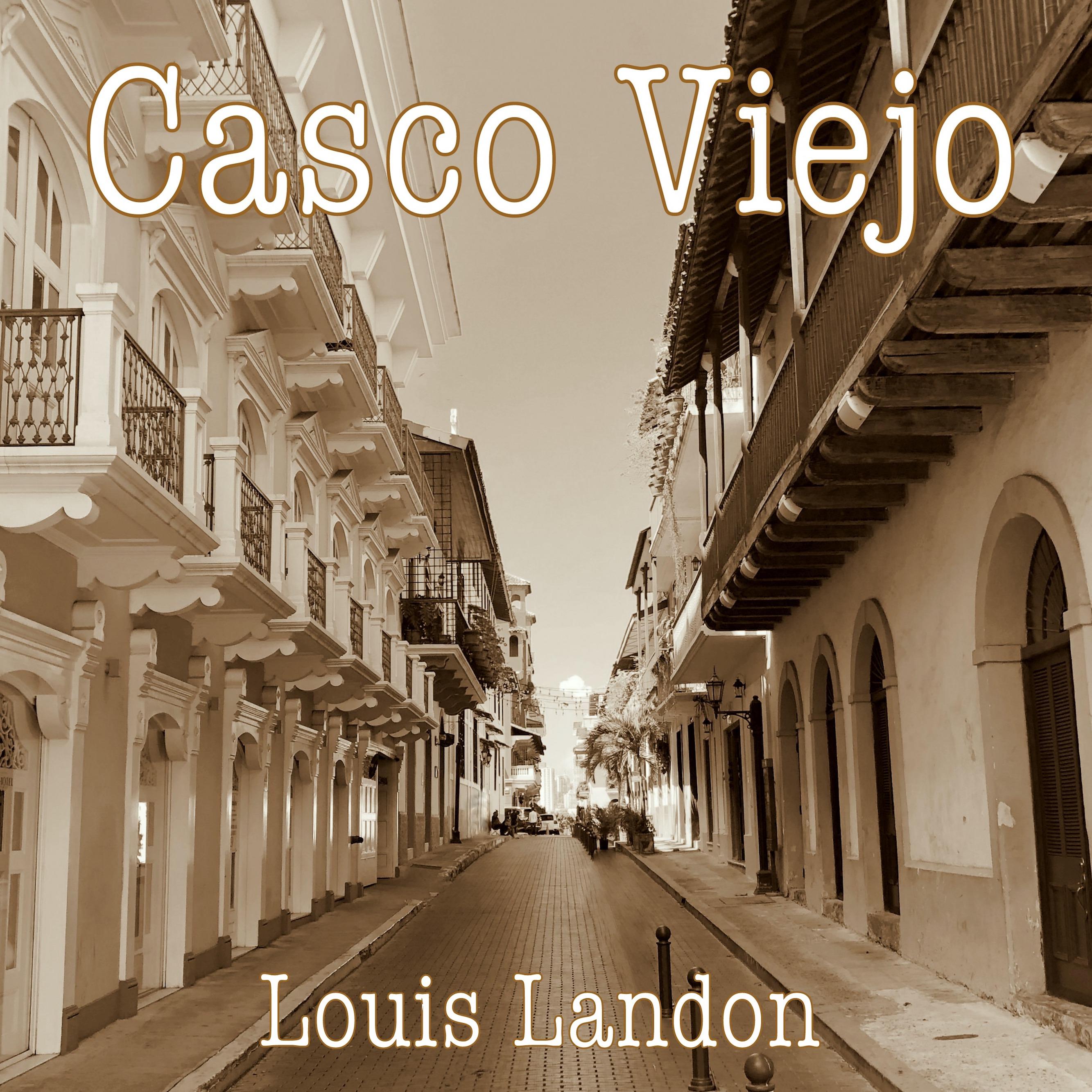Casco Viejo Cover