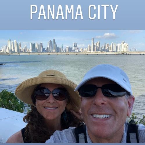 Panama City Amador Causeway