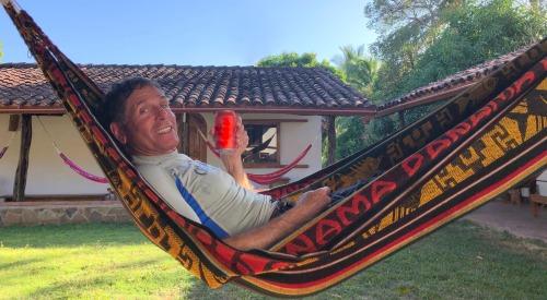 Panama hammock 3